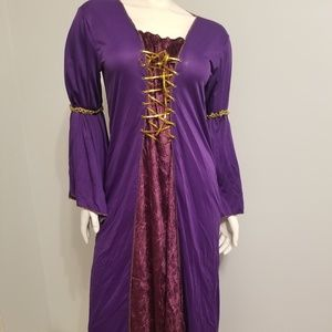 Women's Halloween Medieval Miss Costume